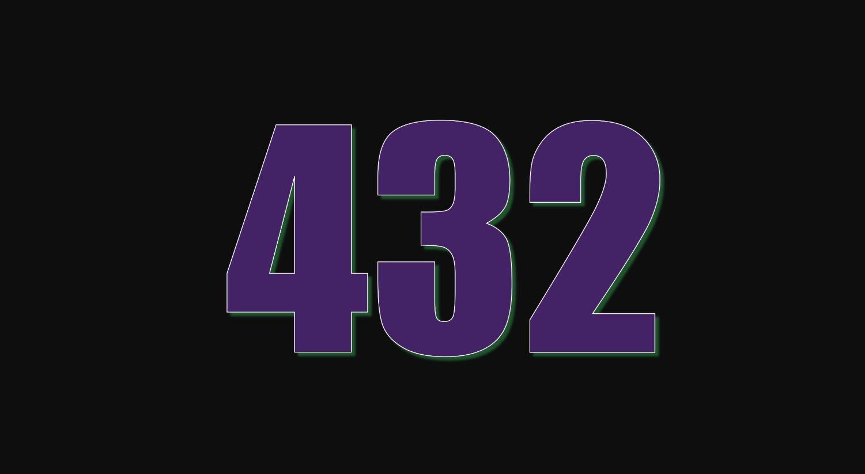 Angel Number 432