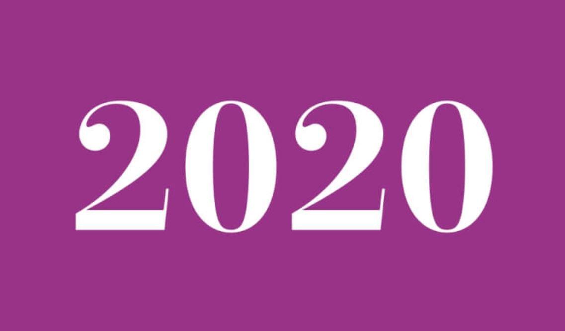 Angel Number 2020
