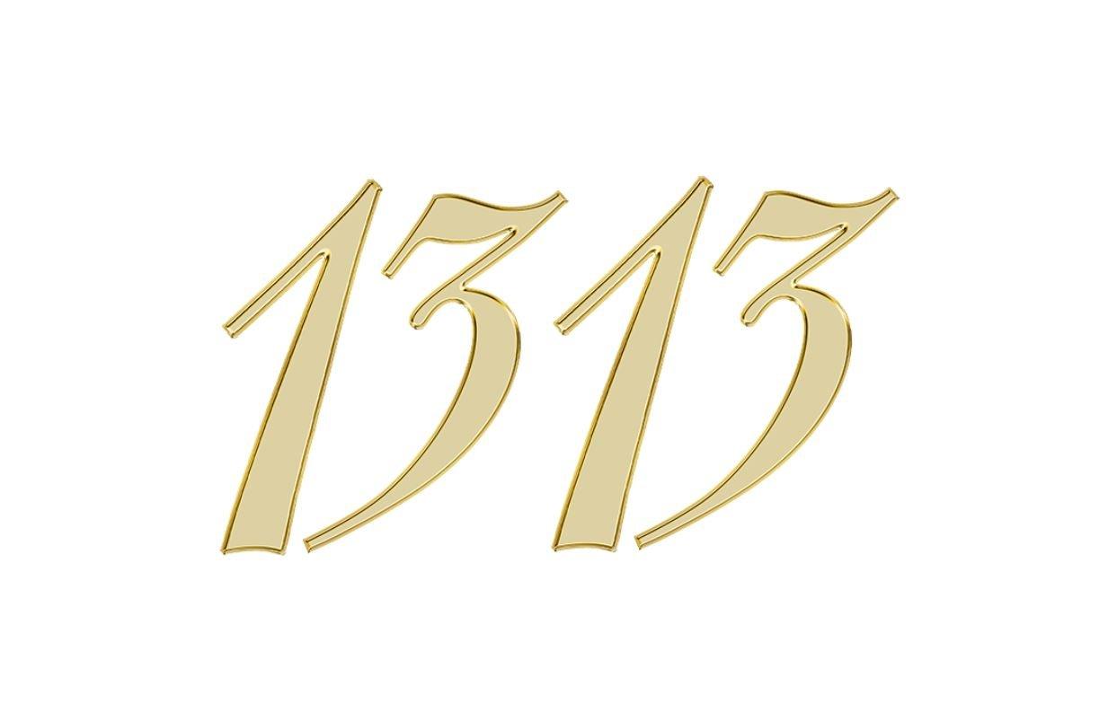 Angel Number 1313