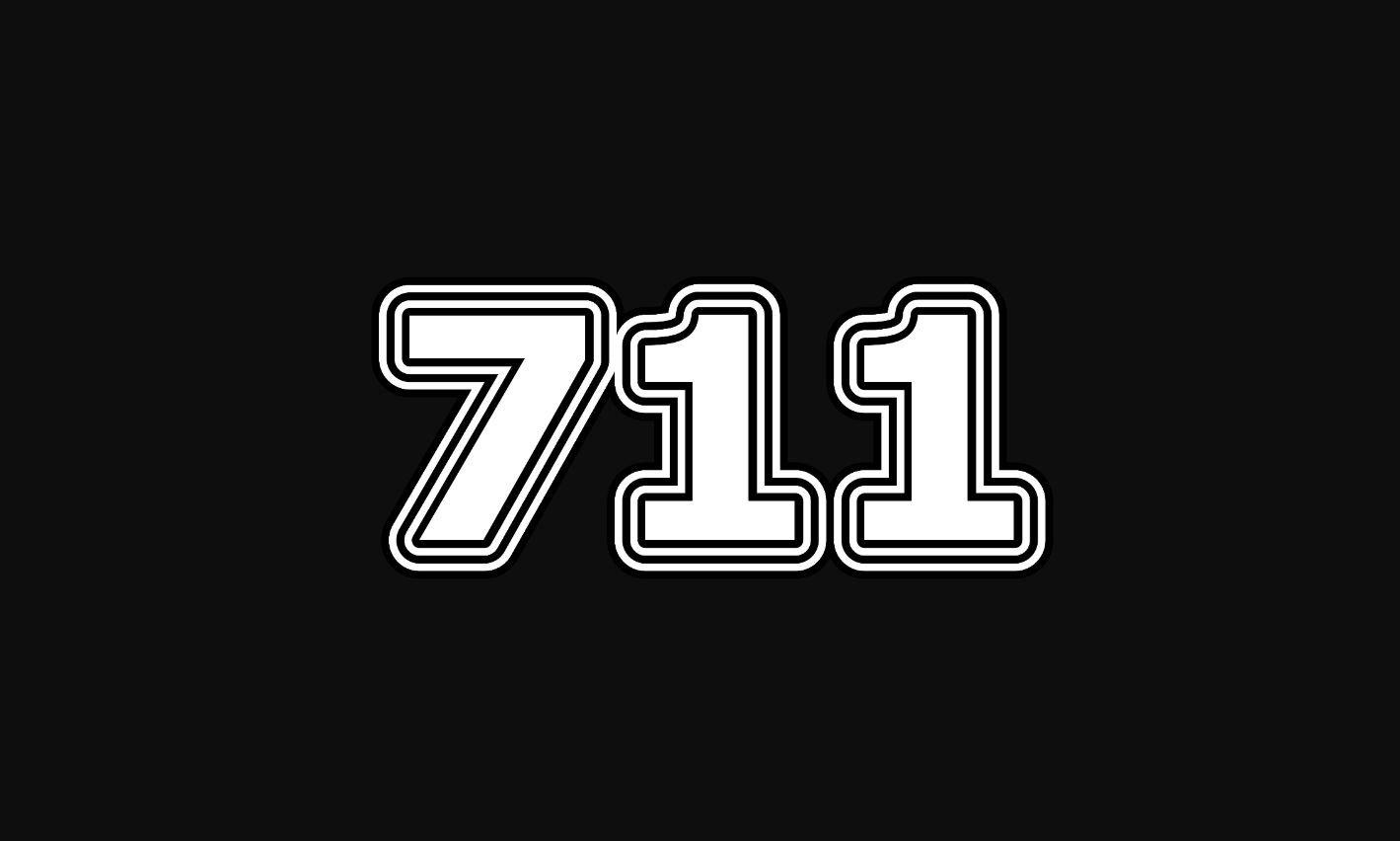 Angel Number 711