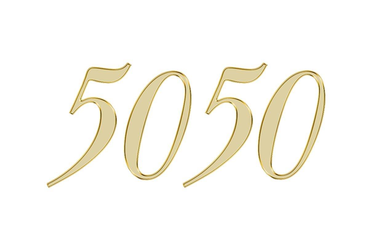 Angel Number 5050