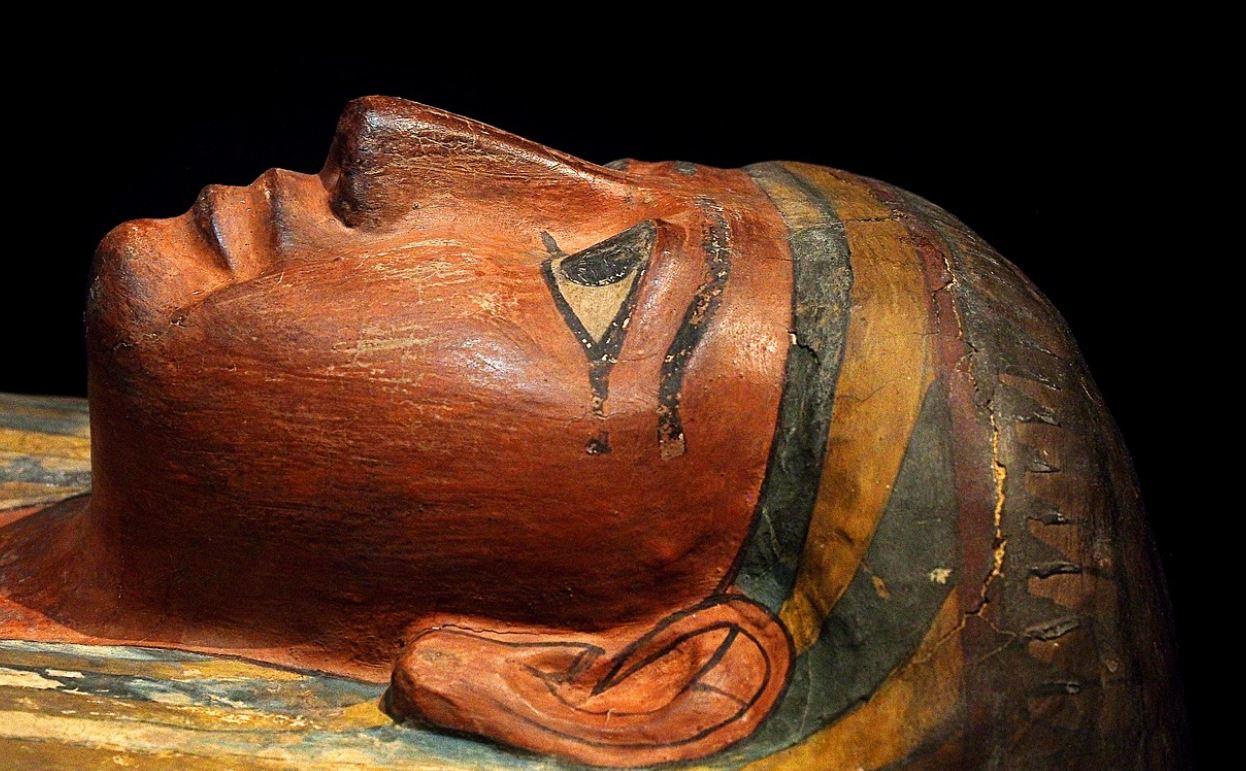 Dream about mummy