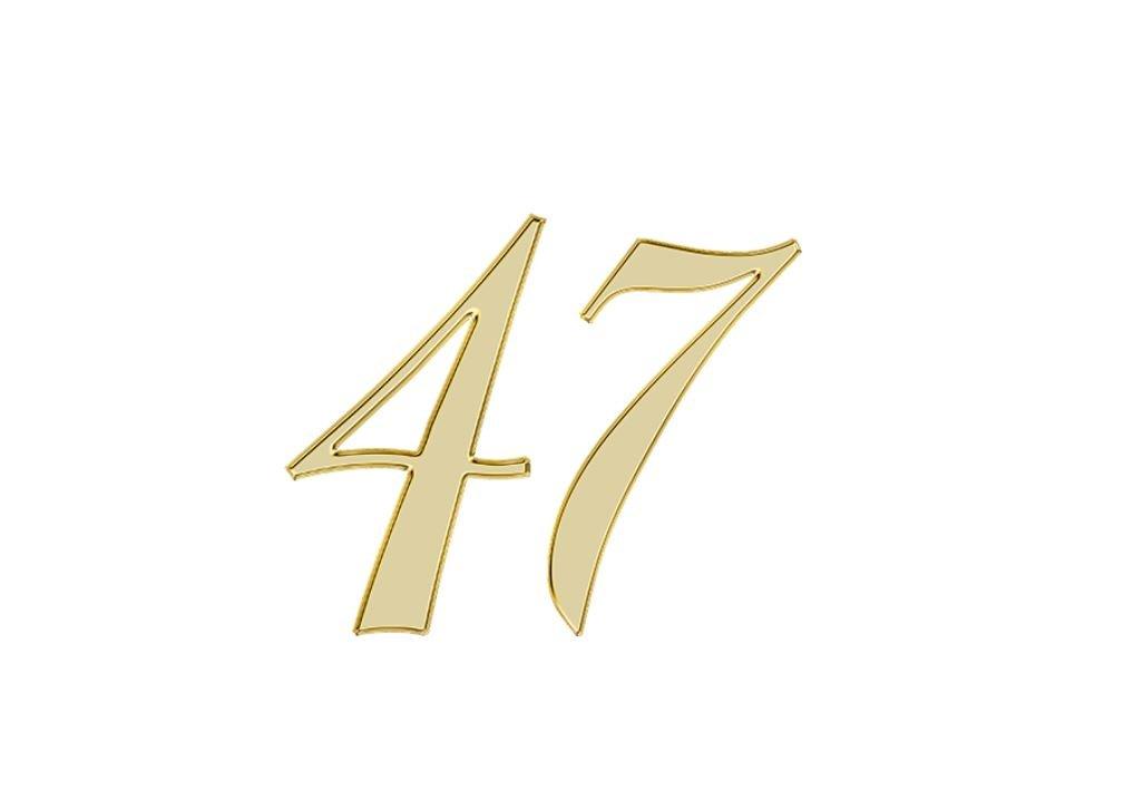 Angel Number 47