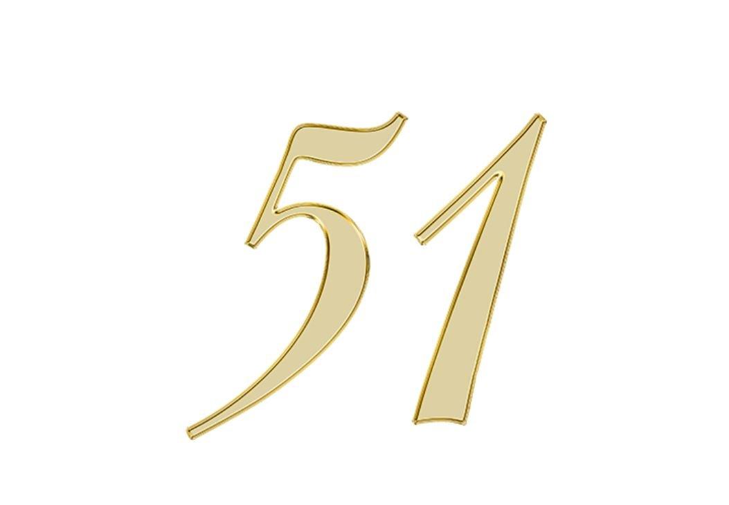 Angel Number 51