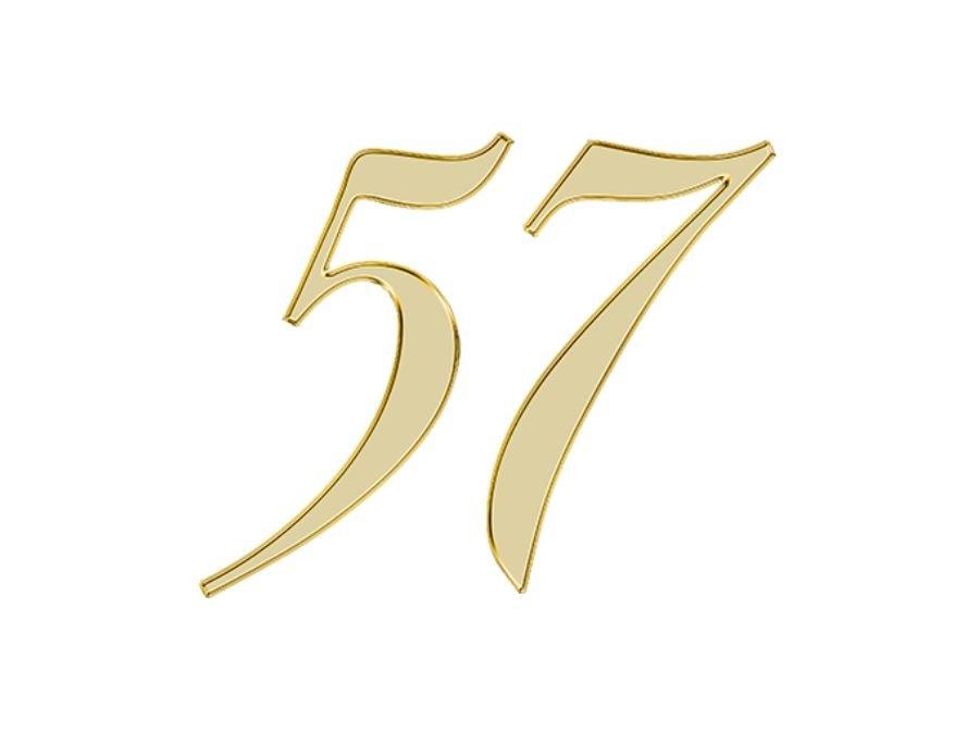 Angel Number 57