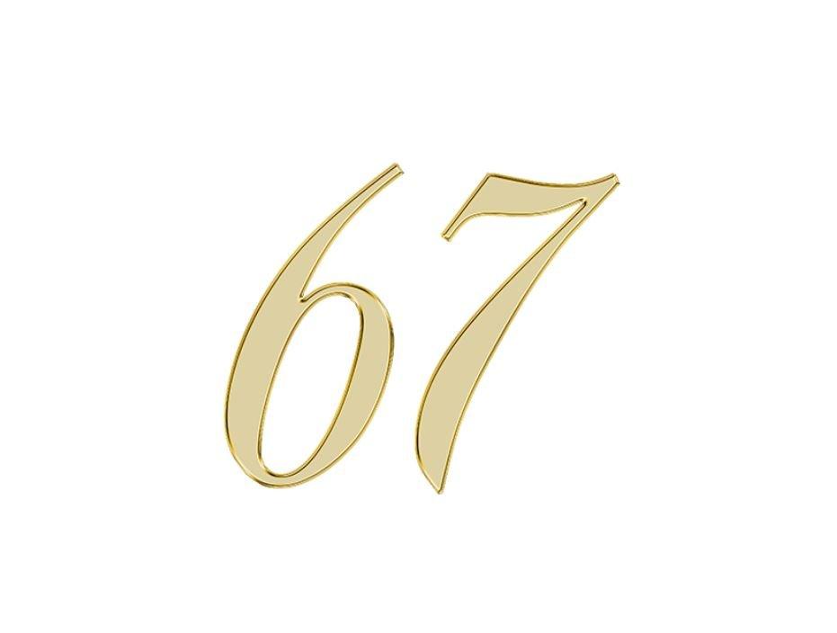 Angel Number 67