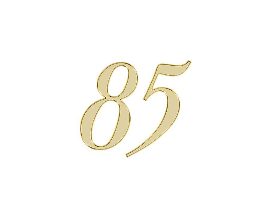 Angel Number 85