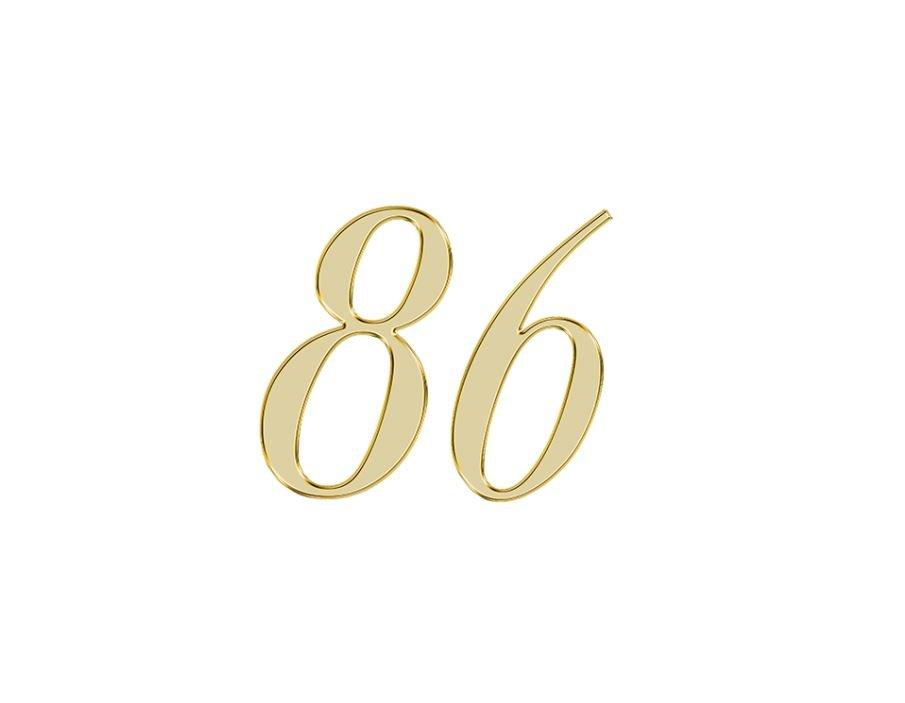 Angel Number 86