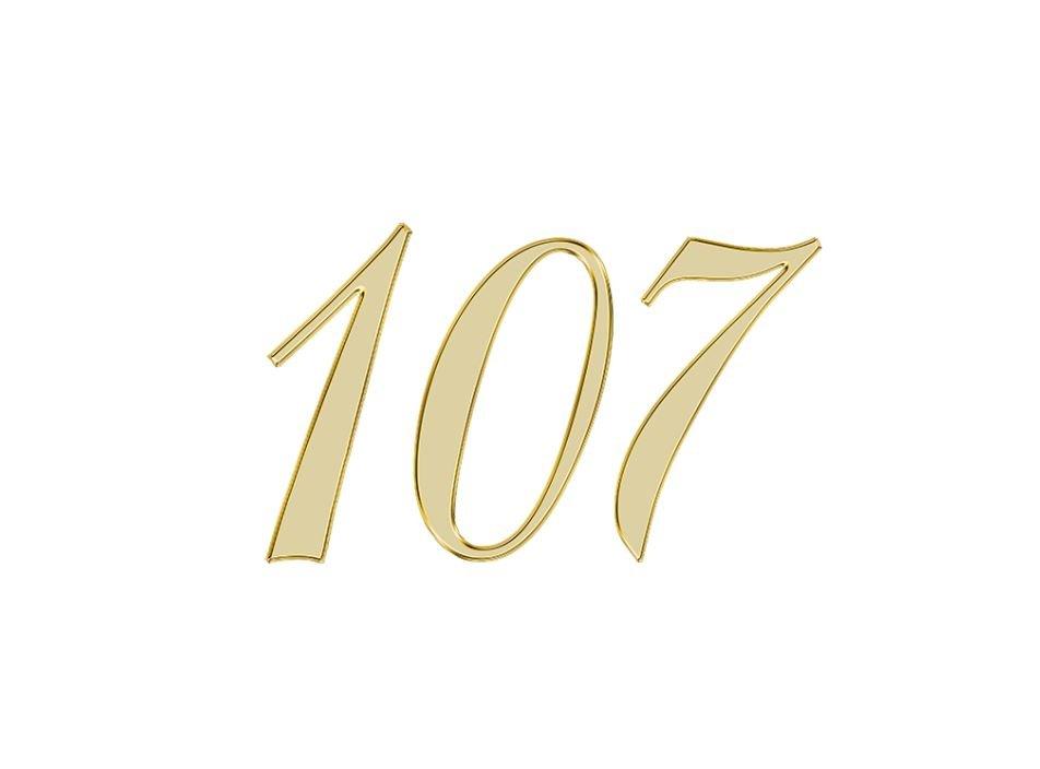 Angel Number 107