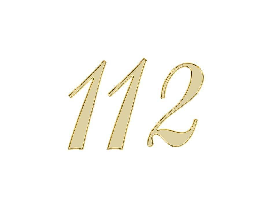 Angel Number 112