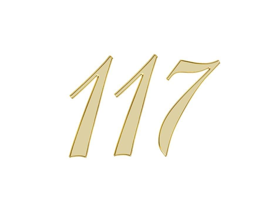 Angel Number 117