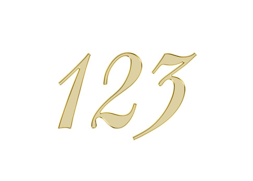 Angel Number 123
