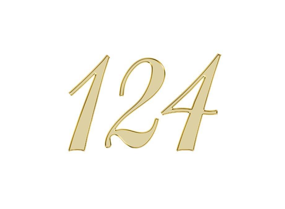 Angel Number 124