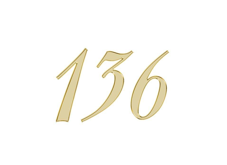 Angel Number 136
