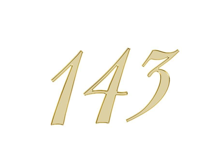 Angel Number 143