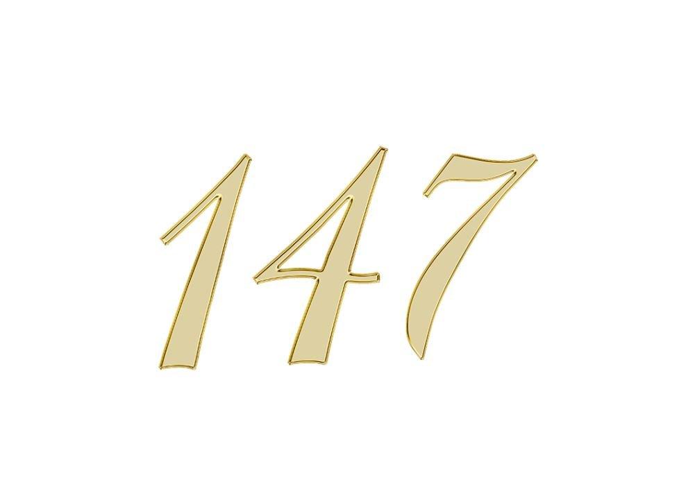 Angel Number 147