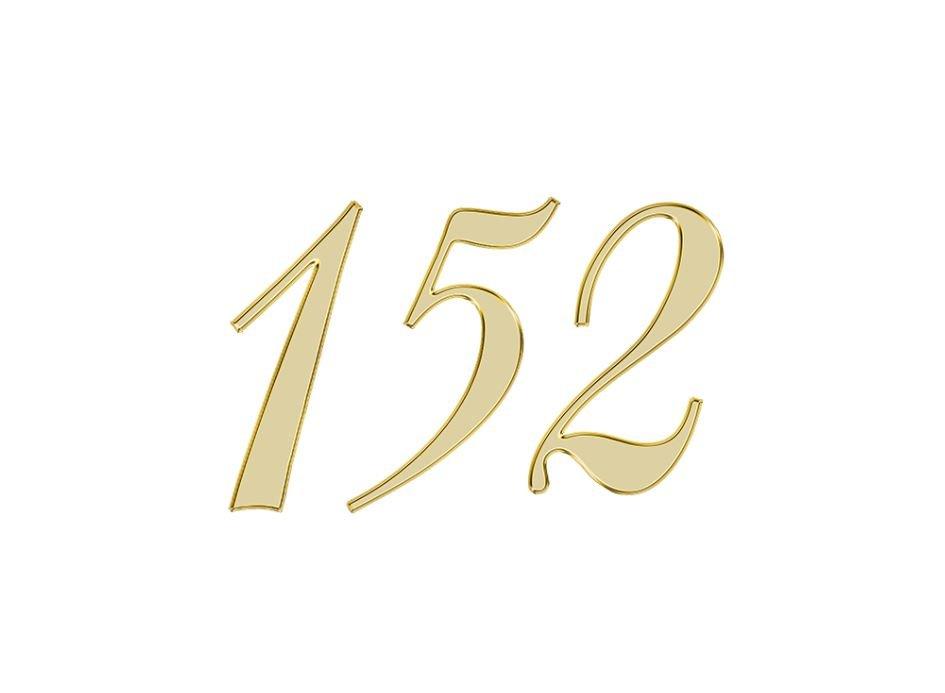 Angel Number 152