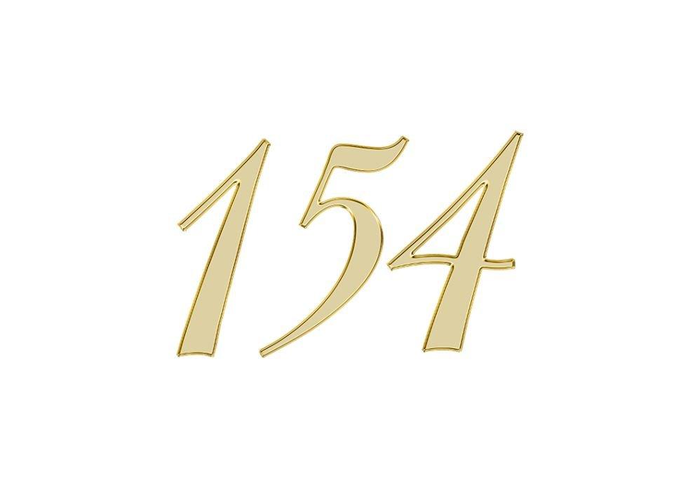 Angel Number 154
