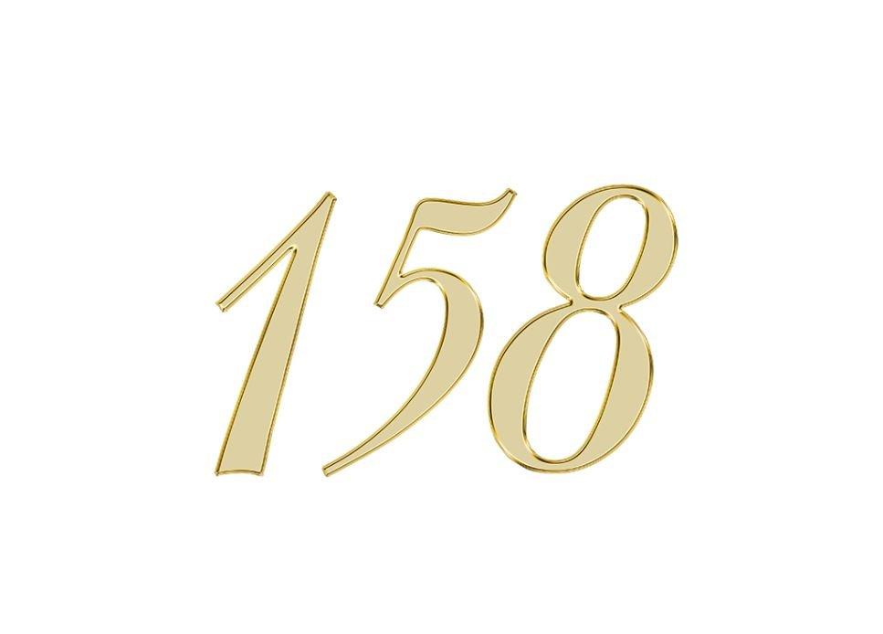 Angel Number 158