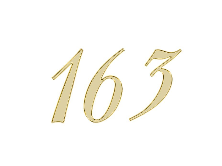 Angel Number 163
