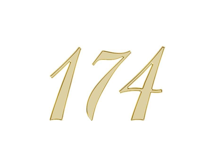Angel Number 174