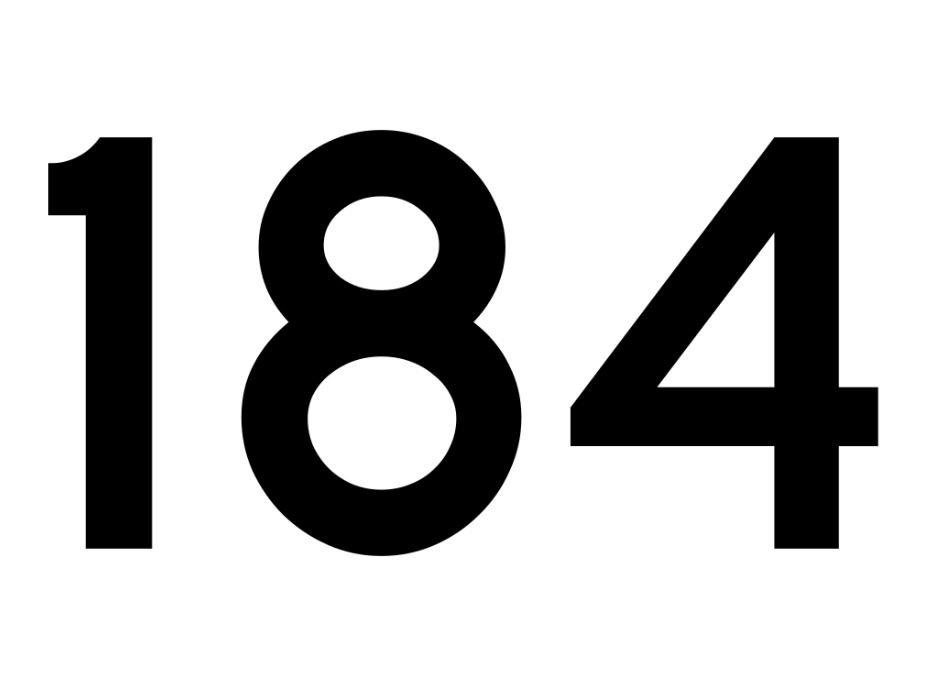 Angel Number 184