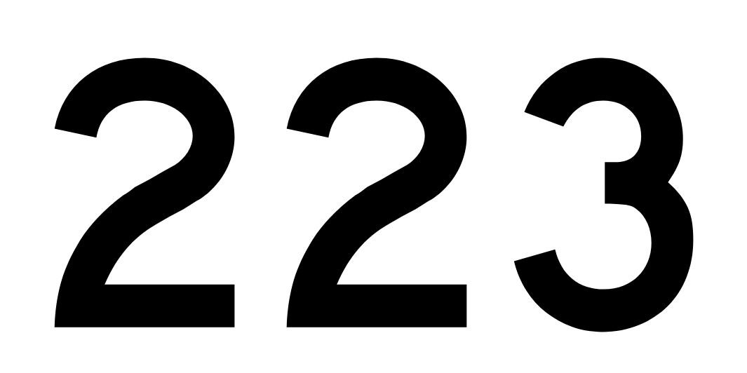 Angel Number 223