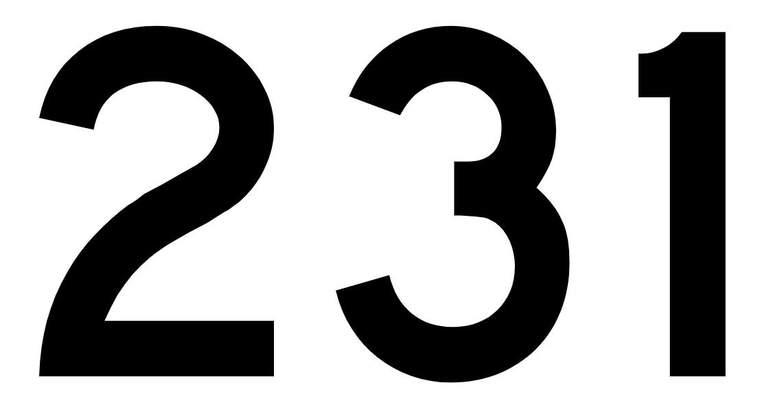 Angel Number 231