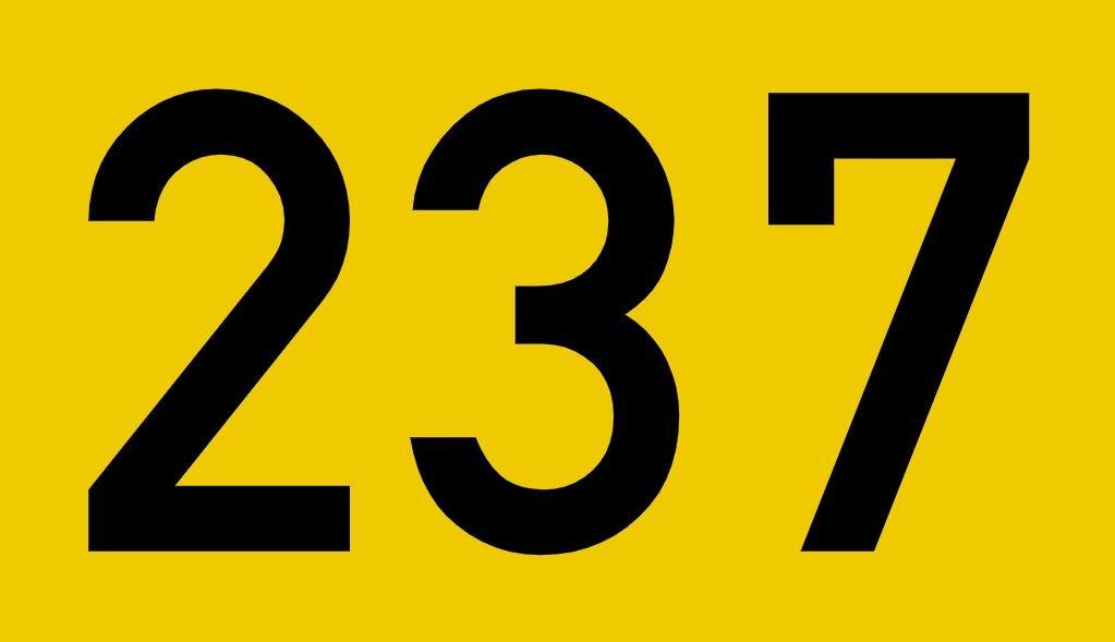 Angel Number 237
