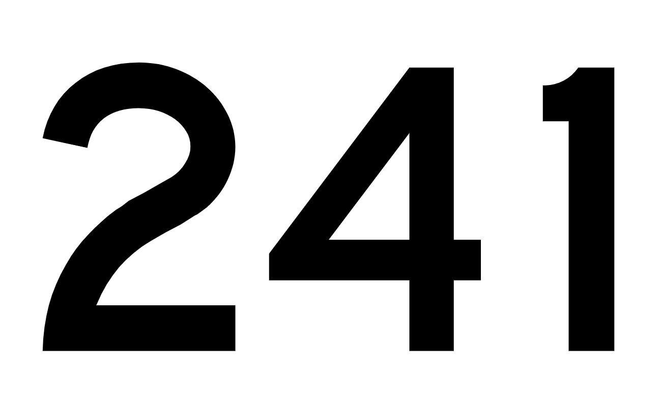 Angel Number 241