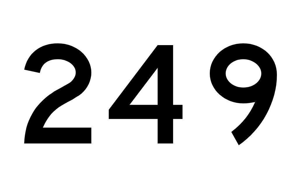 Angel Number 249