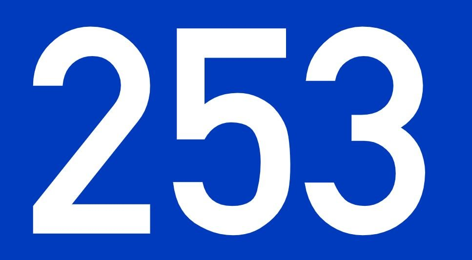 Angel Number 253