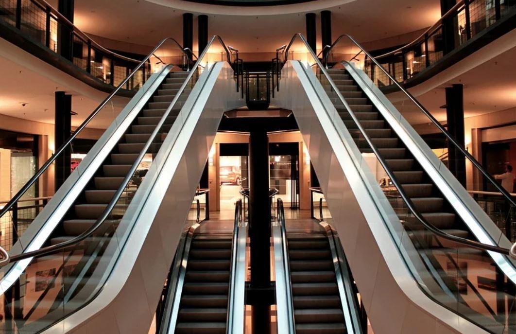 Dream About Escalator