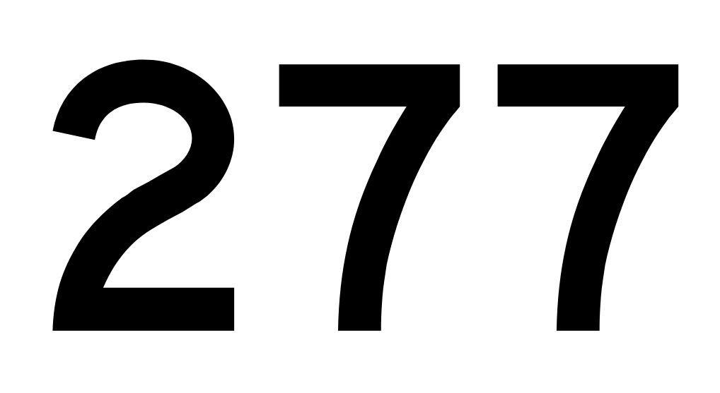 Angel Number 277