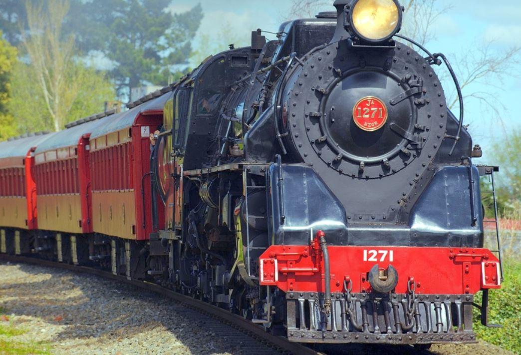 Dreams About Trains