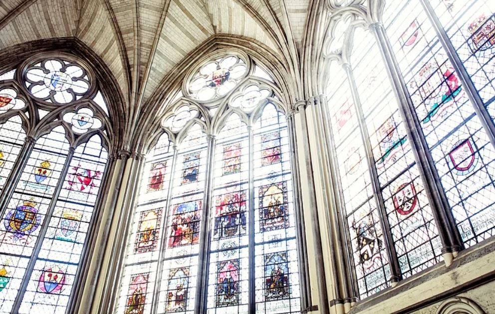 Dream About Stained Glass